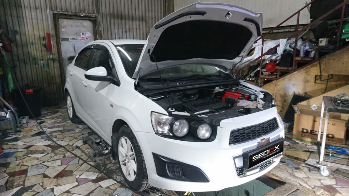 Chevrolet Aveo 1.6MT