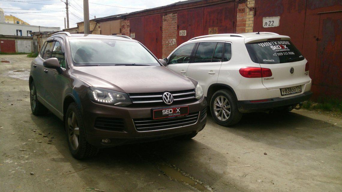 Volkswagen Touareg 2013 3.0TDI 204hp