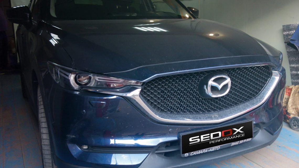 Навигация в Mazda CX-5 2018