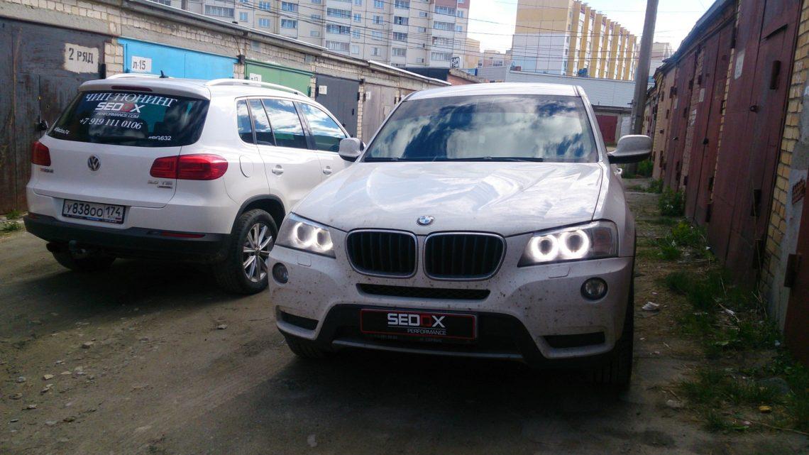 BMW X3 F25 2012 20d 184hp