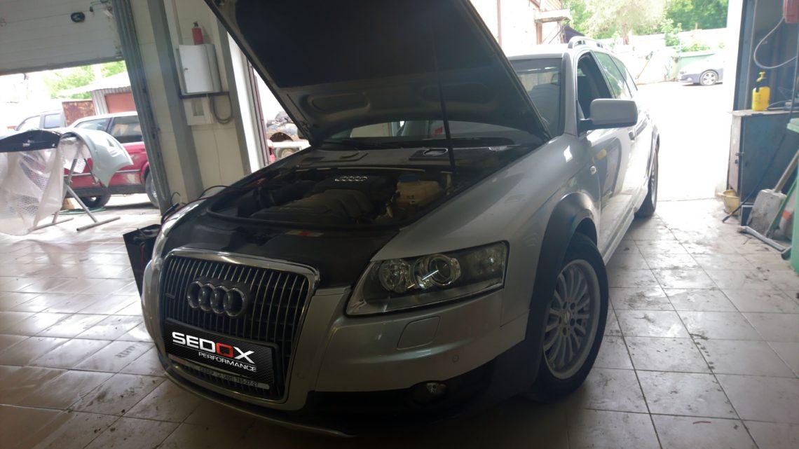 Чип-тюнинг Audi A6 Allroad