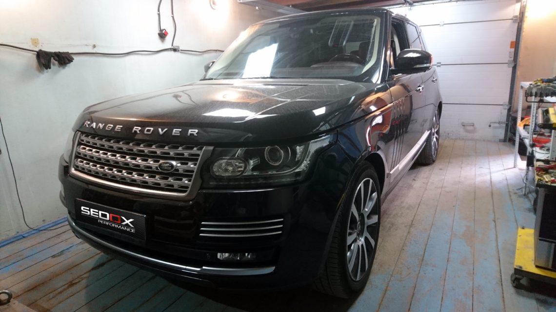 Чип-тюнинг Land Rover Range Rover