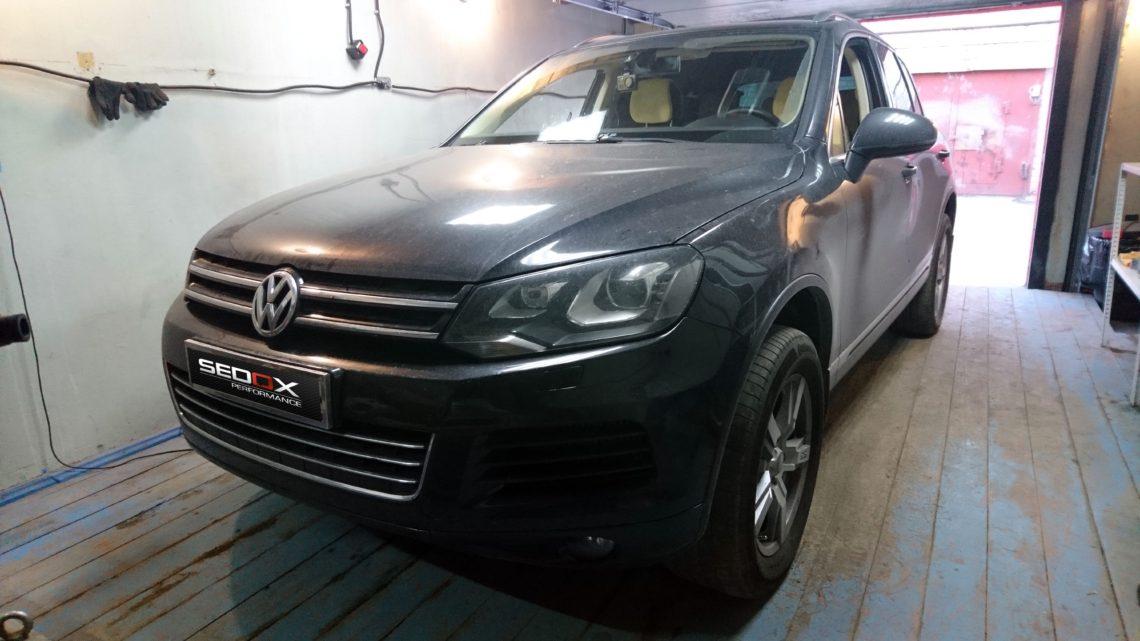 Чип-тюнинг Volkswagen Touareg NF