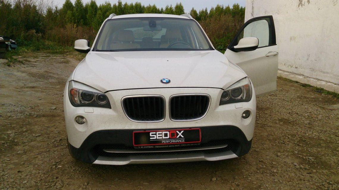 BMW X1, 2010г. 2L turbo diesel, 177hp.