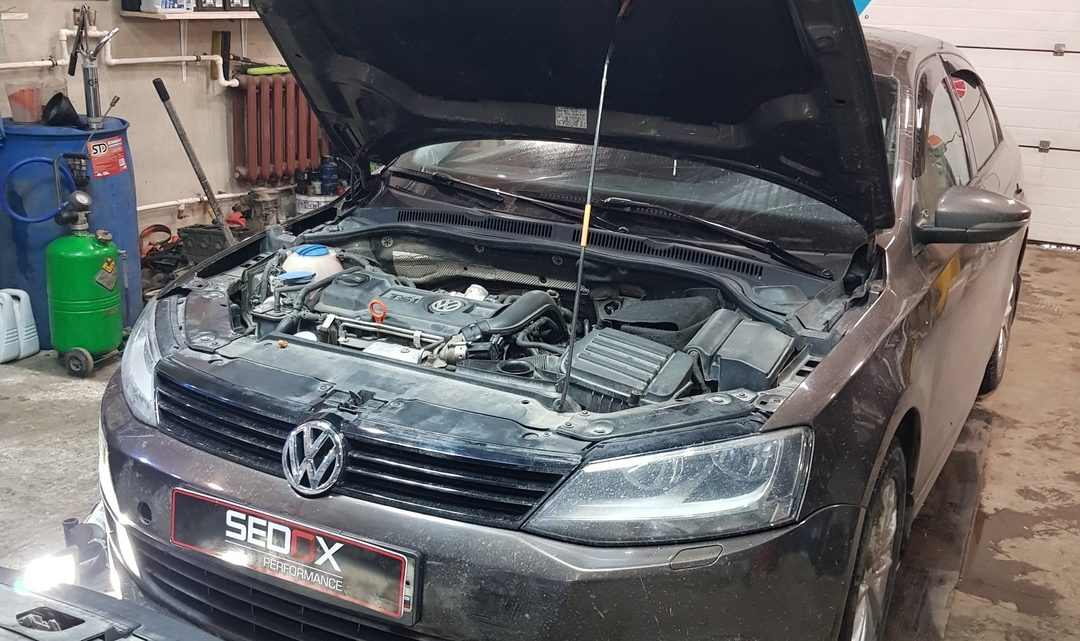 Volkswagen Jetta VI 1,4 TSI 122hp 200Nm