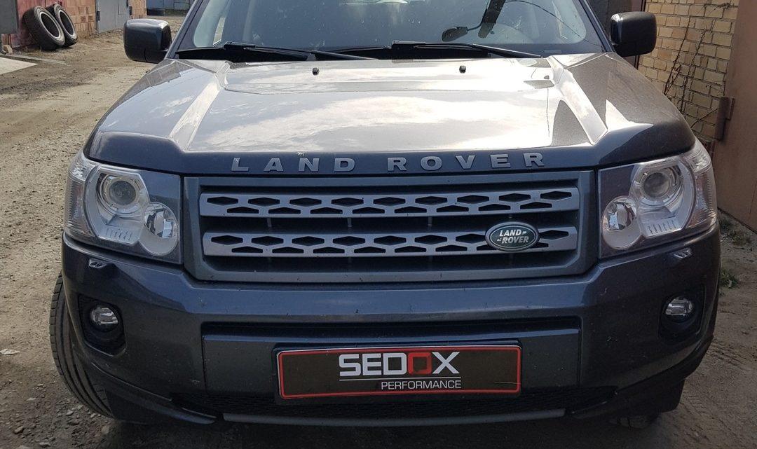 Land rover Freelander II. 2.2 TD 150HP. 380NM.