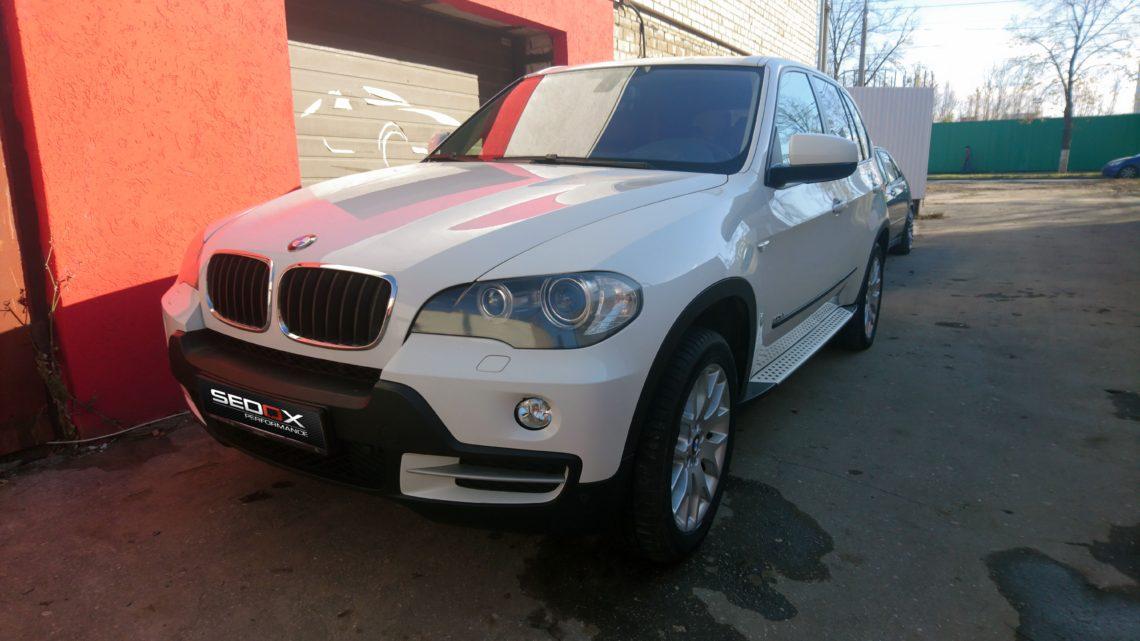 Чип-тюнинг BMW X5 E70