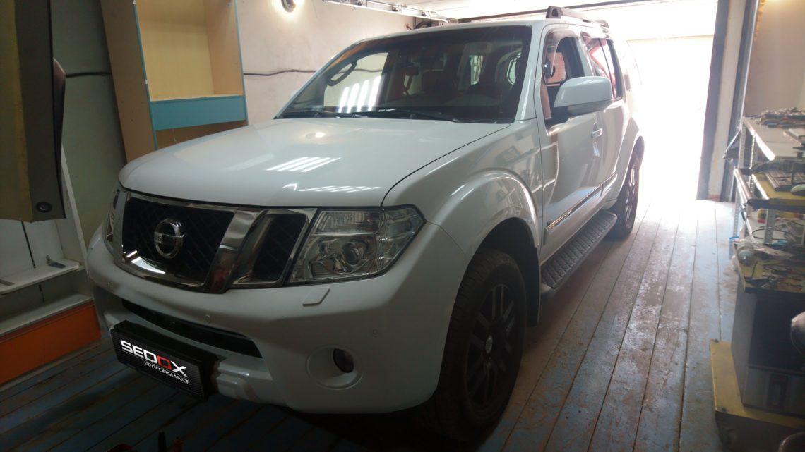 Чип-тюнинг Nissan Pathfinder