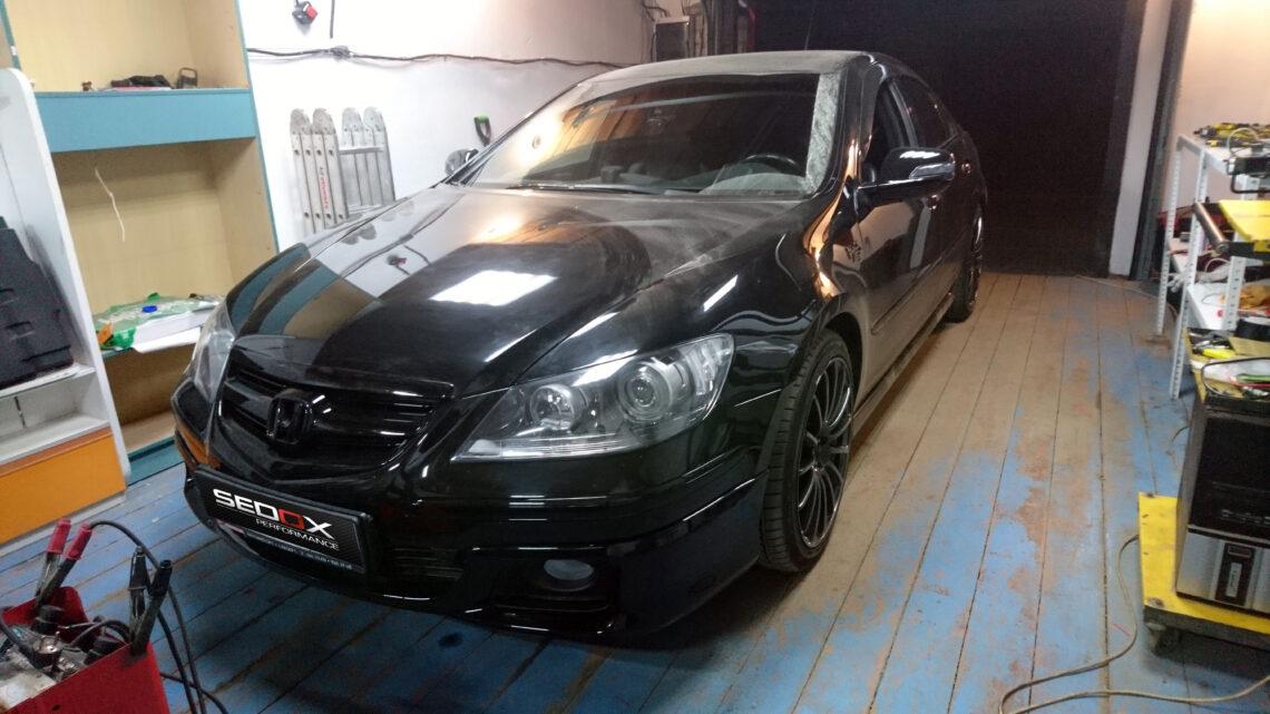 Чип-тюнинг Honda Legend