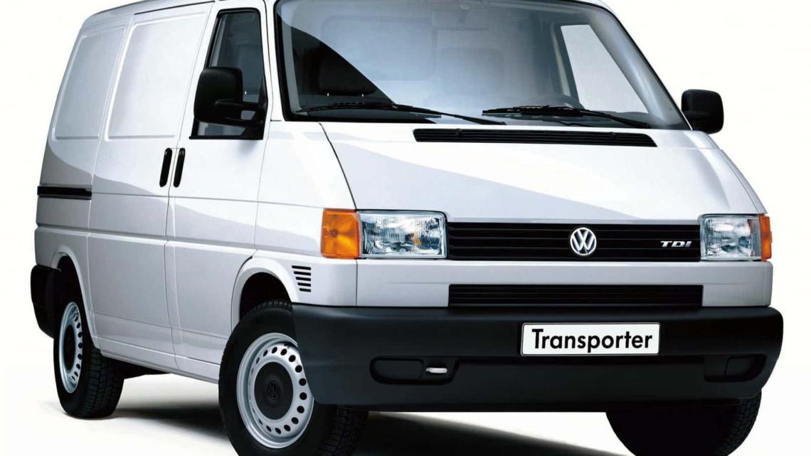 Чип-тюнинг VW Transporter T4